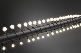 Konstsmide Kerstverlichting LED Lichtsnoer Globe 80 Lampjes | Binnen en Buiten