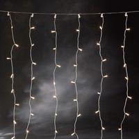 Konstsmide Kerstverlichting Gordijn Gelijke Strengen 160 Lampjes | Binnen en Buiten