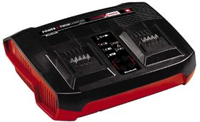 Einhell Duo Snellader Power X Change 18 V
