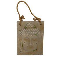Dijk Natural Collections | Hangende Boeddha Magnesium