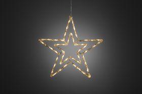 Konstsmide Kerstverlichting Acryl Ster | Binnen en Buiten