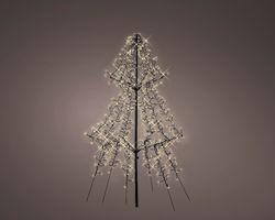 Lumineo LED Kerstboom Metaal