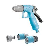 Cellfast Spuitpistool Regelbaar Slangstuk Set 1/2 inch en 5/8 inch