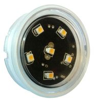 Garden Lights Fitting LED Unit 6 x Warm Wit 1W GU5.3