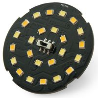 Garden Lights Fitting LED Unit 12 x Wit 2W GU5.3 - 3000K + 6000K