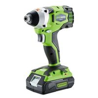24 Volt Accu Slagmoer-schroefmachine GD24IW Greenworks