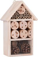 Insectenhotel 25 cm Hout