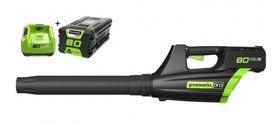 Greenworks Accu Bladblazerset GD80BL4AH