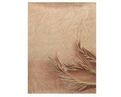 Fotoprint Poster Palm Bladeren Rust 90 x 120 cm