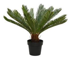 Kunstplant Varenpalm in Pot
