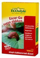 Ecostyle Slakkenkorrels Escar-Go 2.5 Kg