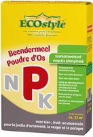 Ecostyle Organische Meststof Beendermeel 1.6 Kg