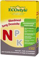 Ecostyle Organische Meststof Bloedmeel 1.6 kg