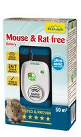Ecostyle Mouse & Rat Free 50 Batterij