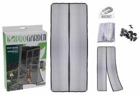 Anti-insectendeur 2-delig met Magneet 220 x 50cm