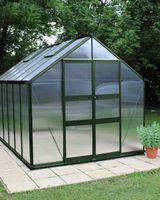 Royal Well Tuinkas Blockley 148 Groen Gecoat Polycarbonaat 6mm