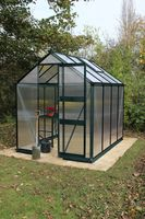 Royal Well Tuinkas Burford 86 Groen Gecoat Polycarbonaat 6mm