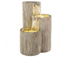 Waterornament Drie Gouden Boomstammen