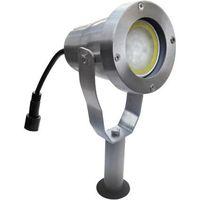 Easy Connect Gepolijst Aluminium Dimbaar LED Warm Wit