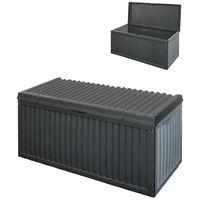 Kussenbox Grijs 336 Liter