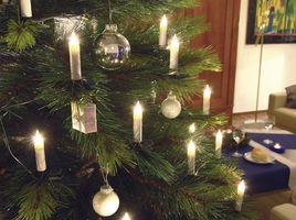 Konstsmide Kerstverlichting Boomkaarsensnoer Pizello Druipkaarsen 40 Lampjes | Binnen