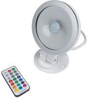 LED Schijnwerper 10W RGB Buiten met Afstandsbediening