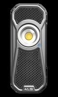 ALS LED Bouwlamp met Bluetooth Speaker Oplaadbaar 600 Lumen
