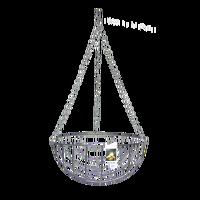 Esschert Stalen Hanging Basket 35cm