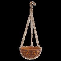Esschert Hanging Basket Met Kokos 25cm S