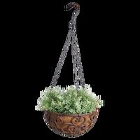 Esschert Hanging Basket Met Kokos 30cm L
