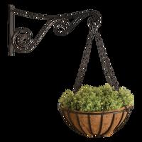 Esschert Reuzen Hanging Basket 60 cm Met Haak