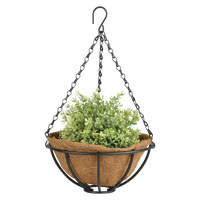 Esschert Metalen Hanging Basket 25cm