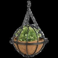 Esschert Metalen Hanging Basket 25cm Bal