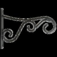 Esschert Metalen Hanging Basket Haak L
