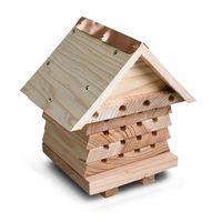 Houten Bijenkorf Stapelbaar Flip Top | Insectenhotel