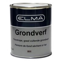Elma Witte Grondverf 750ML