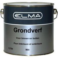 Elma Witte Grondverf 2,5L