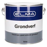 Elma Grondverf Grijs 2.5L