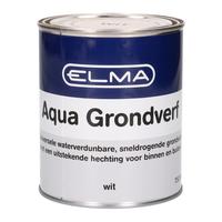 Elma Aqua Grondverf Wit 750ML