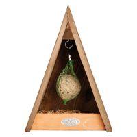 Esschert Voedertafel Driehoekig Vogelvoederhuis