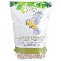 Esschert Vogelvoer | 4 Seizoenen Strooivoer 4 Kg