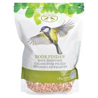 Esschert Vogelvoer | 4 Seizoenen Rode Pinda 1 kg