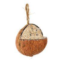 Esschert Vogelvoer | Kokosnoot gevuld met Vet