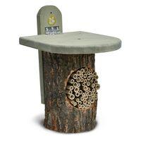 Bijenhuis Boomstam Wicken Fen | Insectenhotel