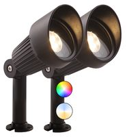 Garden Lights LED Tuinspot Focus Plus Smart Set