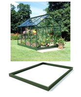 Royal Well Tuinkas en Fundering Popular 86 Groen Tuindersglas 3mm