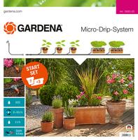Gardena Micro Drip Start Set M Voor Bloembakken