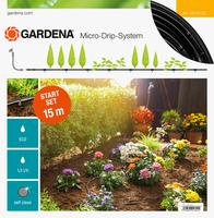 Gardena Micro Drip Start Set S Voor 15 Meter Rijplanten