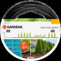 Gardena Micro Drip Start Set L Voor 50 Meter Rijplanten