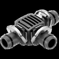 Gardena Micro Drip T-Stuk Aanvoerbuis Ø 13 mm 2 Stuks